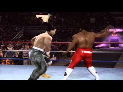 WWE LEGENDS OF WRESTLEMANIA -JYD VS JTG Singles Matchup | PopScreen