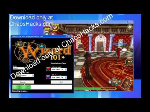 Wizard 101 Cheat Tool 2012 Crowns Health Mana | PopScreen