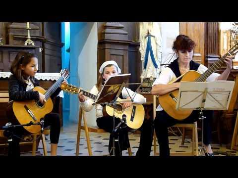 Capucine, Léa & Maryline - Valse champêtre - F. Kleynjans | PopScreen