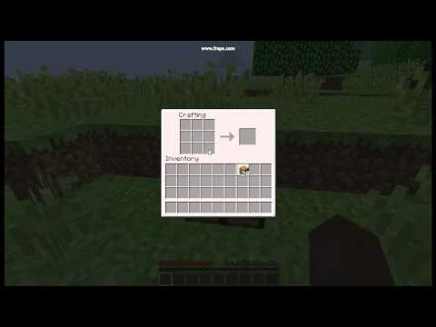 How To Make Pressure Plates And Slabs In Minecraft ... Minecraft Pressure Plate