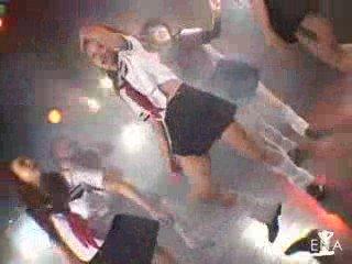Geki Battle Dance (yoko kaede, aya Fukunaga, ...) - part 3 | PopScreen