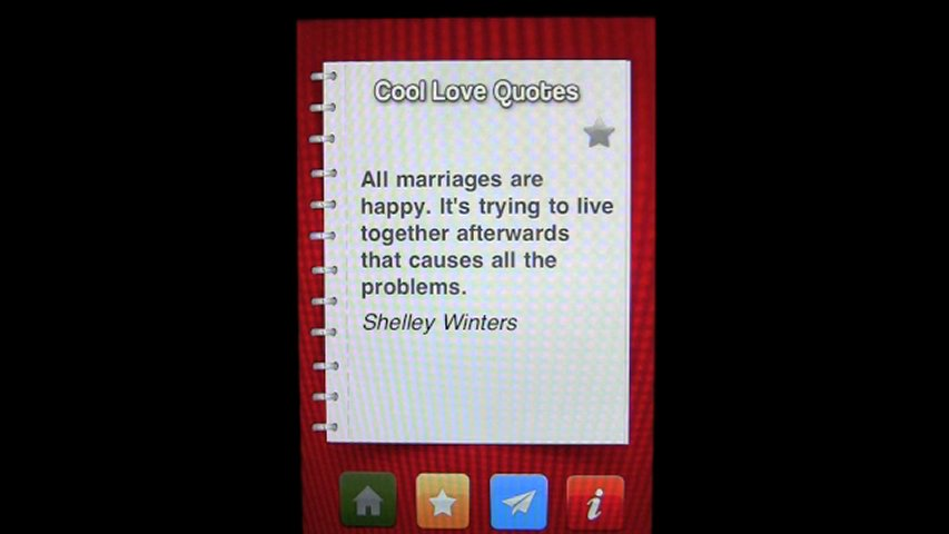 cool love quotes iphone app demo crazymikesapps popscreen