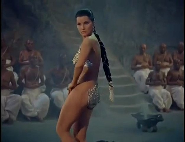 Debra Paget - Cobra Dance (Indian Tomb) | PopScreen