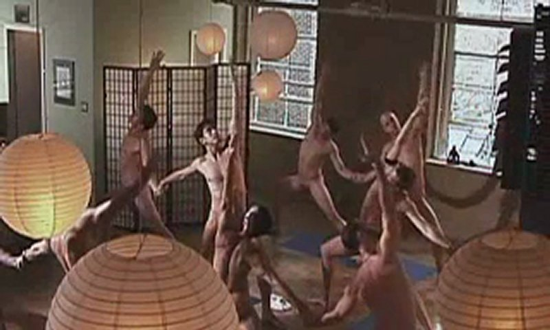 Naked Yoga School Jumping Into The Unknown On Vimeo - Sexy ...