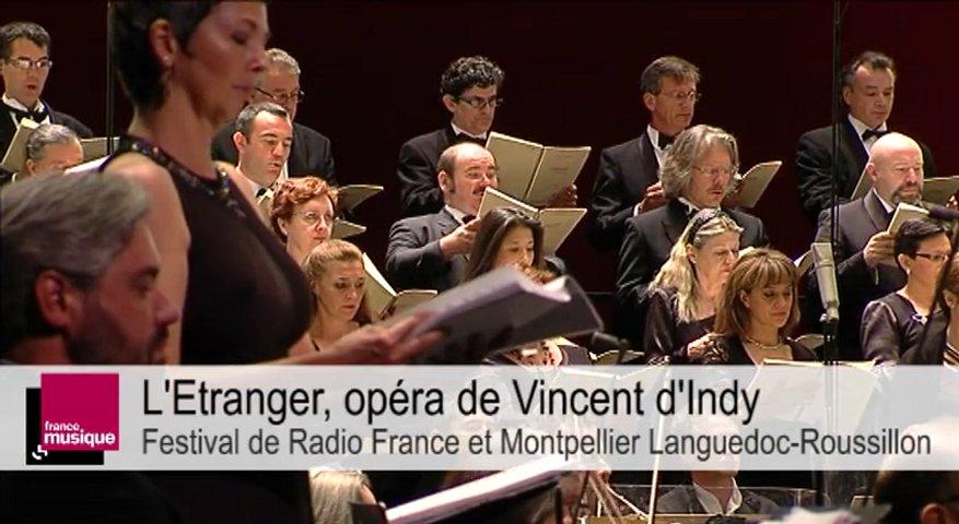 Vincent d'Indy et le Choeur de Radio France | PopScreen