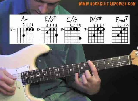 how to play led zeppelin stairway to heaven on guitar