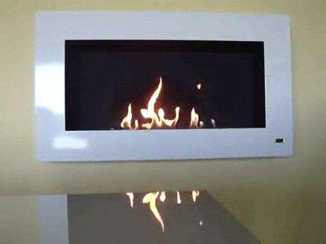 Chimenea bioetanol remoto chimenea etanol con el quemador - Chimeneas orus ...