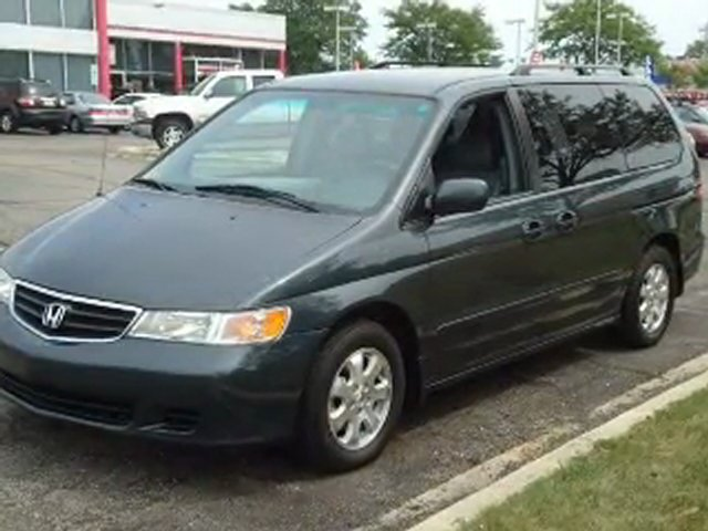 Used 2003 honda odyssey lisle il by for Honda of lisle service
