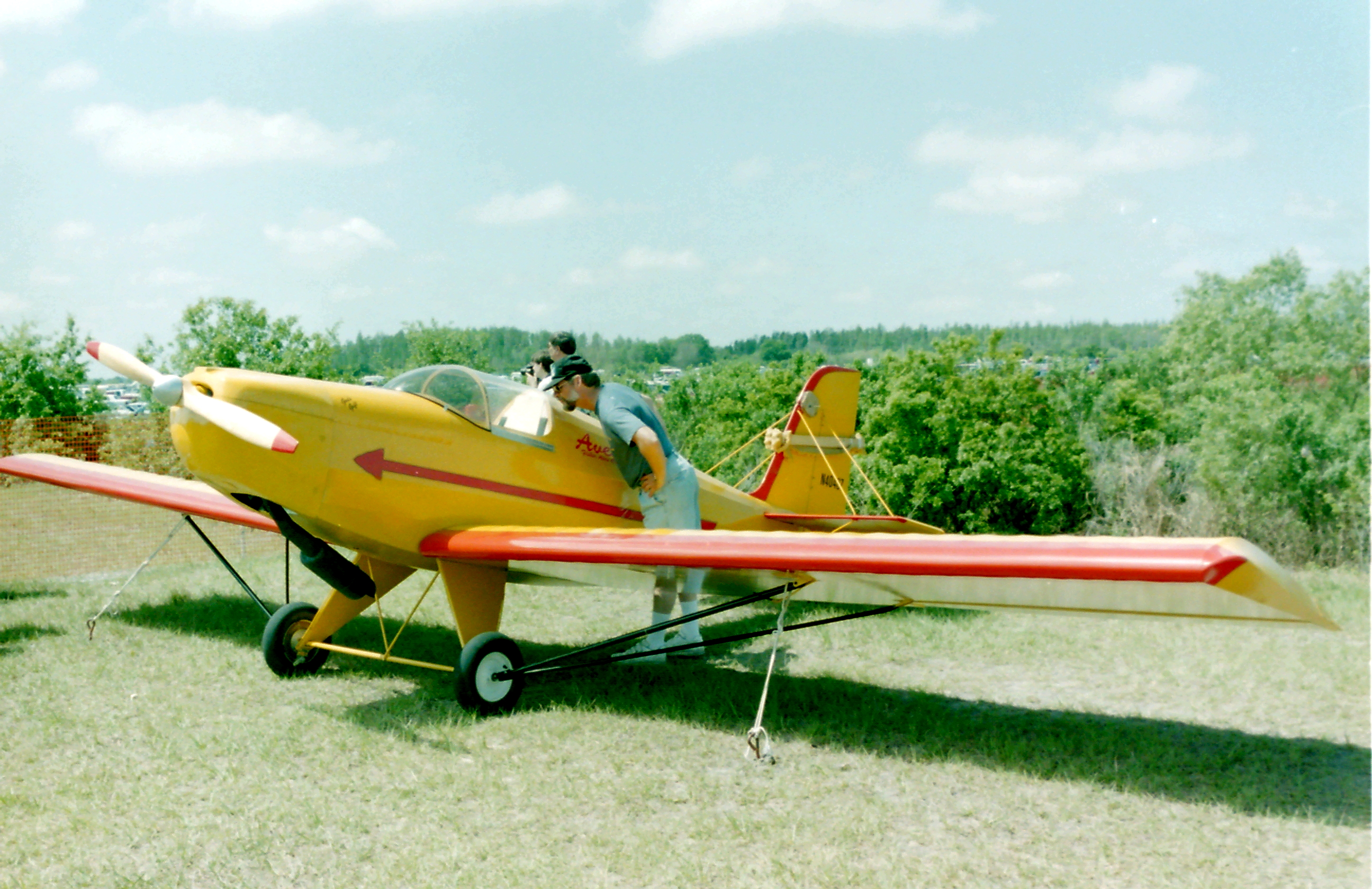 Fisher Avenger, ultralight aircraft, Fisher Avenger experimental amateurbuilt aircraft | PopScreen