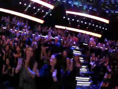 The Voice Crowd is