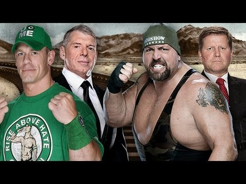 WWE No Way Out 2012 - John Cena vs Big Show | PopScreen