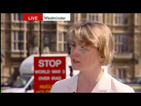 Yvette Cooper mauled by BBC reporter on New Labour's budget (22Apr09) | PopScreen