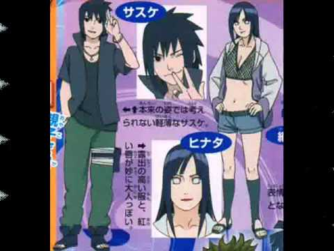 Naruto The Movie: Road To Ninja New Character Designs | PopScreen