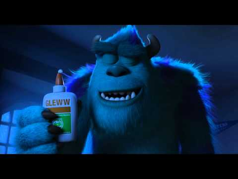 Monstres Academy : bande-annonce en VOST - Disney Pixar | PopScreen