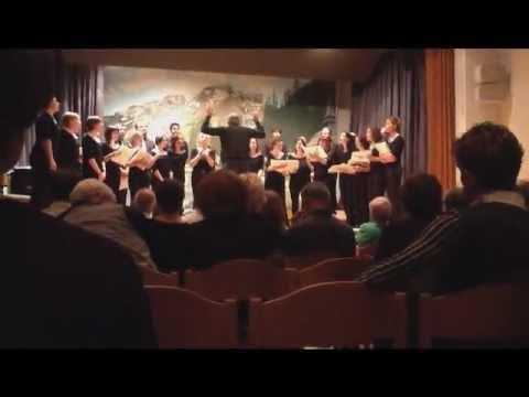 Corale La Fonte di Cognento, canto Carol of the bells, località Breis | PopScreen