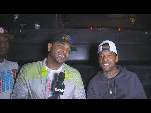DMX, Jim Jones, Jadakiss talk Father's Day | PopScreen