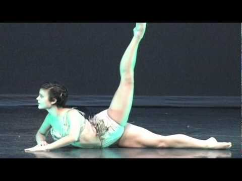 Melanie Moore - Moonlight - DRAwn to Dance Performance | PopScreen