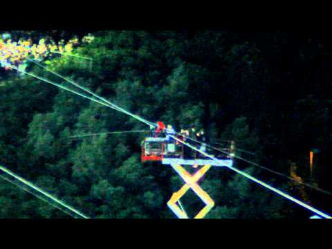 Nik Wallenda - Niagara Falls Tight Rope Walk June 16 2012 - Leaving the USA - Part One | PopScreen