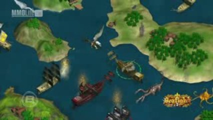 Free MMO Games - SeaFight Reviewed by Cool Chick