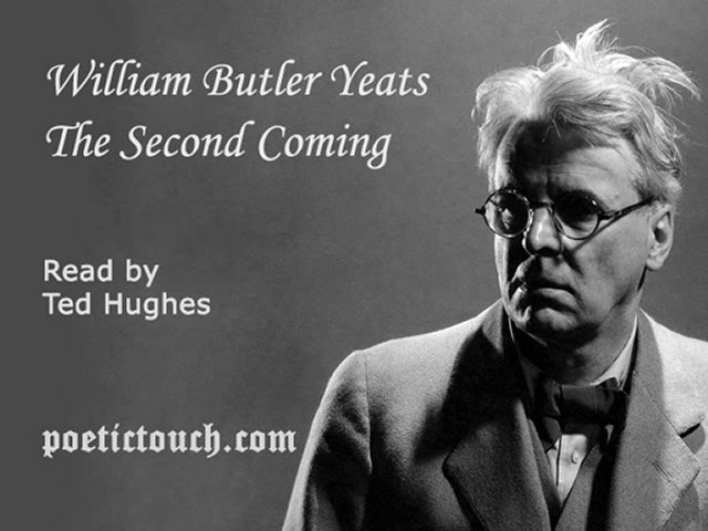 an analysis of the second coming by william butler