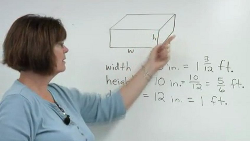 ... in cubic feet dailymotion apr 19 2012 2 57 in math a cubic foot is a