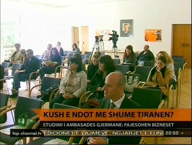 Edicioni informativ, 10 Tetor, Ora 22:30 - Top Channel Albania | PopScreen