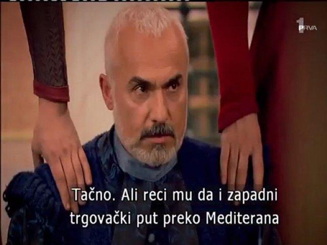 Sulejman veličanstveni, 1. epizoda, 3. dio | PopScreen