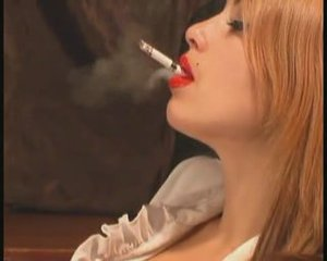 Smoking dangling and lipstick. . . . | PopScreen