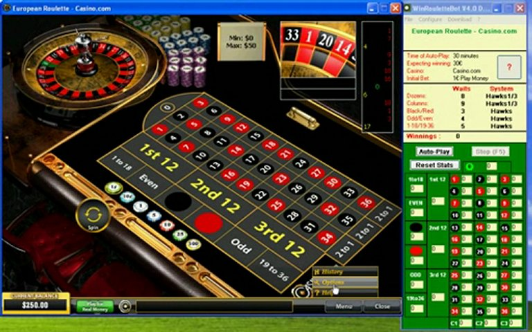Roulette Bot | Win at Casino Online | Win money 24h ! | PopScreen