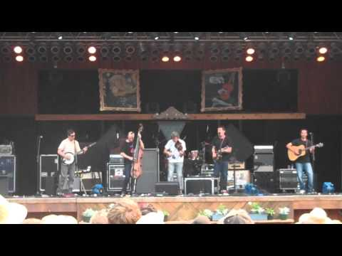 Yonder Mountain String Band, East Nashville Easter, Telluride Bluegrass Festival, 6.23.12 | PopScreen