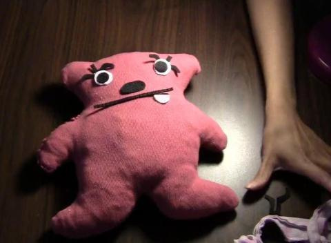 How to Make a Teddy Bear Out of Old Clothes | PopScreen