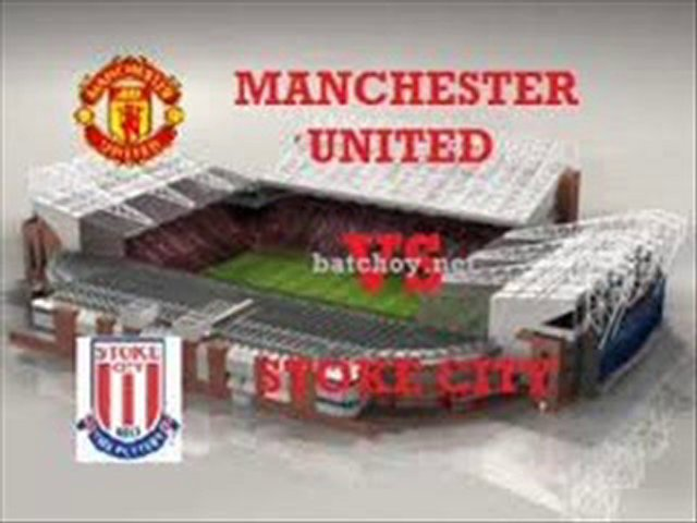 watch Manchester United vs Stoke City live Streaming Free | PopScreen