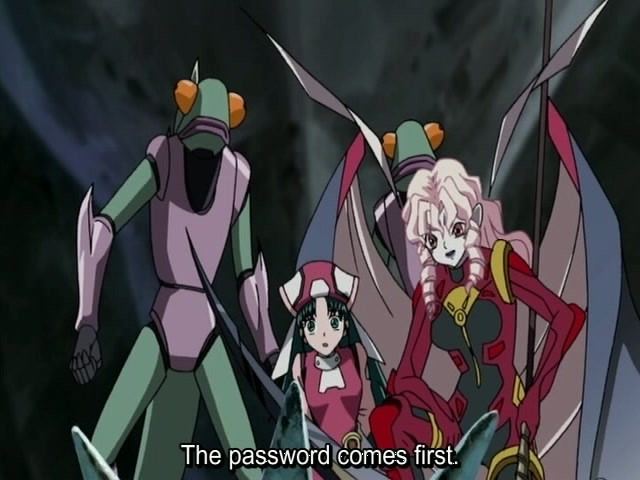 gaiking legend of daiku maryu episode 1