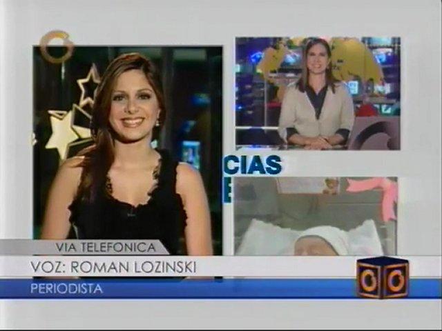 Ana Vacarella y Roman Lozinski se estrenan como padres | PopScreen