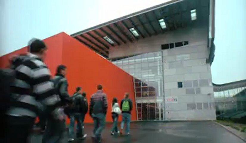 ENIM Ecole Nationale d'Ingénieurs de Metz - Spot TV Réalisé par ...