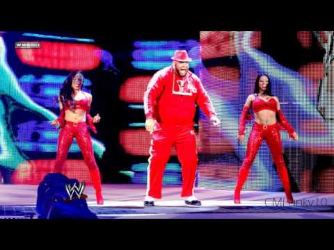 Wrestler s Way Official Brodus Clay WWE Theme Song Somebody Call My Momma