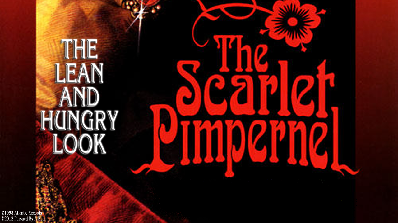 an analysis of chapter one the scarlet pimpernel The historical novel entitled the scarlet pimpernel is a baroness emma orczy's the scarlet pimpernel: summary & analysis a quote from one of the.