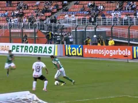 Corinthians 2 x 1 Palmeiras [Suínos] - Brasileirão 2012 [24/06/2012] | PopScreen