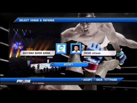 Pride on PS3 10 Henderson vs Silva | PopScreen