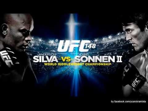UFC148 - Silva Vs Sonnen | PopScreen