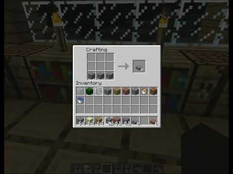 How To Make Pressure Plates And Slabs In Minecraft   Auto ... Minecraft Pressure Plate