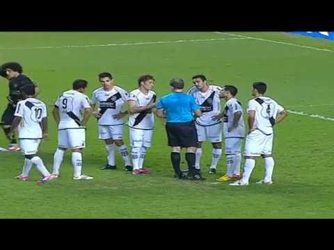 Botafogo 1 x 2 Ponte Preta OS GOLS 6º rodada Brasileirão 24 06 2012 | PopScreen