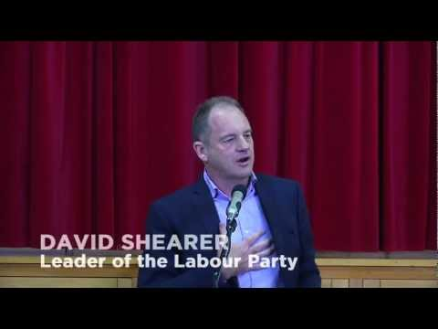 David Shearer - Clean, green and clever | PopScreen