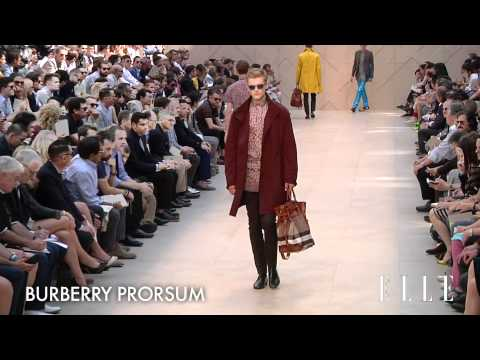 Burberry Prorsum Men's SS 2013 | PopScreen