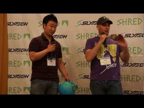 Ted Ligety와 함께한 Shred 런칭행사..3 | PopScreen