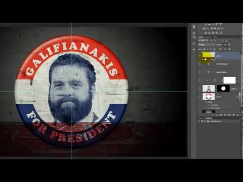 how to write text around the circle in photoshop
