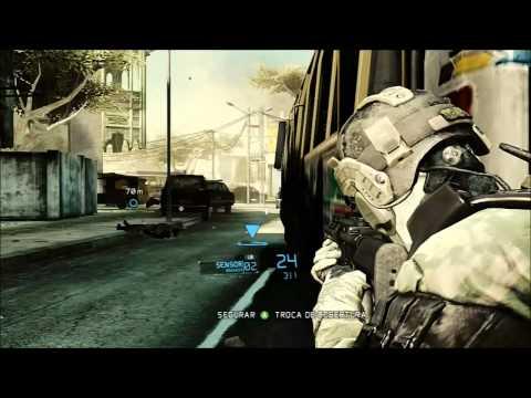 Ghost Recon Future Soldier - Pó de Tigre #4 | PopScreen