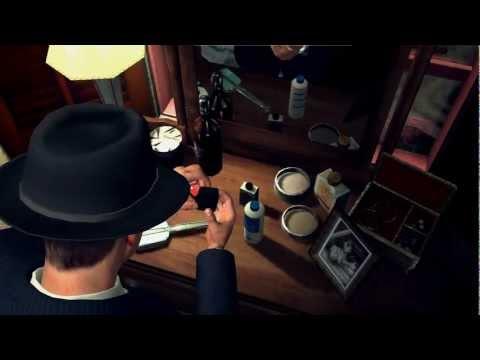 LA Noire: The Red Lipstick Murder ~ Part 2/4 (Gameplay) [HD] | PopScreen