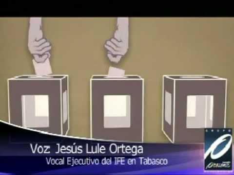 Mañana inicia cómputo distrital en Tabasco: Jesús Lule Ortega | PopScreen