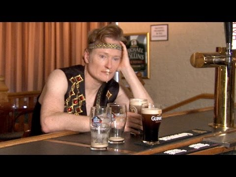 Conan Visits Irish American Heritage Center - CONAN on TBS | PopScreen